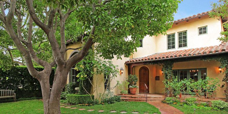 2 story mediterranean santa monica home for sale julie for House sitting santa monica
