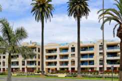 Santa Monic Ocean Avenue Condo for Lease